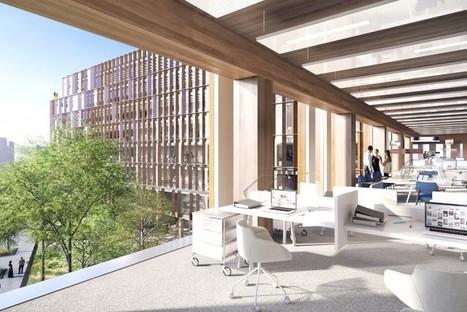 A quoi ressemblera l'immeuble de bureaux de demain? | Nouveaux lieux, nouveaux apprentissages | Scoop.it