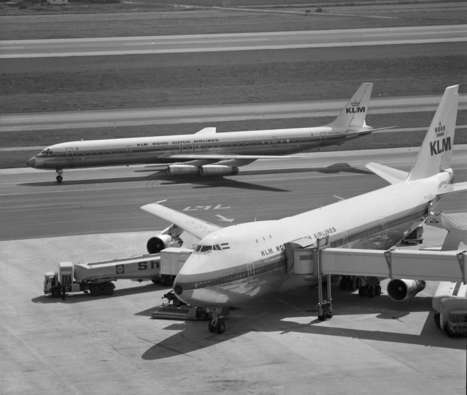 3 Aircraft That Definitely Changed Aviation - KLM Blog | Stuka78 | Scoop.it