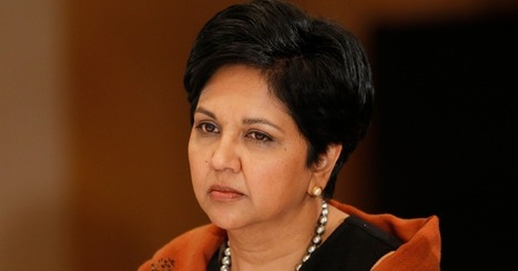 Get Honest:  PepsiCo CEO Indra Nooyi: No, Women Can't Have It All | New Work, New Livelihood, Careers | Scoop.it