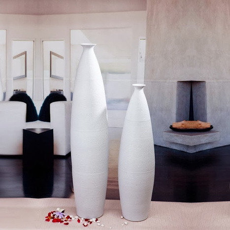 Create Interesting Appearance of the Room By Using Floor Vases - All Kinds of Furnitures | newfurnituresdesign.comm | Scoop.it