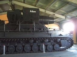 600mm Adam Self-Propelled Mortar – Walk Around | History Around the Net | Scoop.it