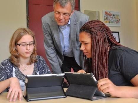 Unterricht in Tablet-Schule:Schüler lernen mit Kamera und Sensoren   MIK   Scoop.it