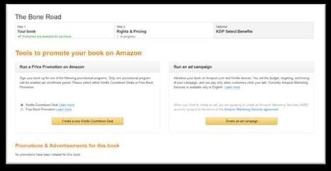 Amazon Announces a New KDP Select Perk: Amazon Marketing Services   Litteris   Scoop.it