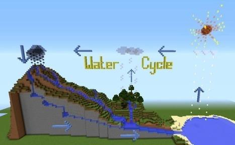Jugar a Minecraft en el aula: así es como construir a base de píxeles puede ayudar en la educación del siglo XXI | Cajón de sastre | Scoop.it