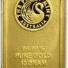 Les lingots en or!