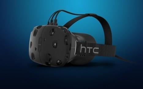HTC Vive et SteamVR : les développeurs peuvent s'inscrire | Téléphone Mobile actus, web 2.0, PC Mac, et geek news | Scoop.it