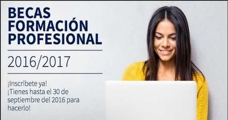 Mónica Diz Orienta: Becas Repsol 2016 para alumnos de Formación Profesional | TIC-TAC_aal66 | Scoop.it