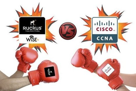 Cisco CCNA Wireless Certification vs. Ruckus WiSE   GG Group IT Solutions   Scoop.it