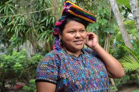 Rosmery: la fuerza de las mujeres mayas | Genera Igualdad | Scoop.it