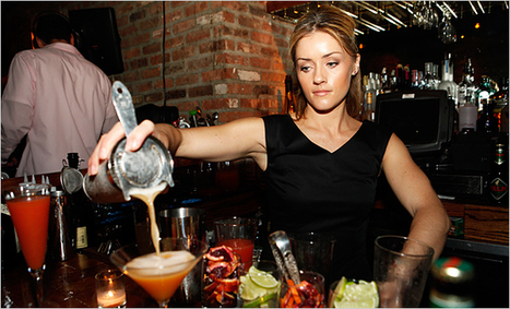How To Shine in the Bartending Industry? | Business Services | Scoop.it
