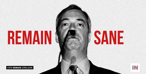 Advertising agencies unveil rejected Remain campaign posters | Smarter Business | Scoop.it