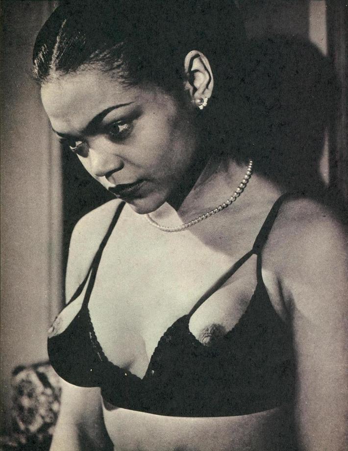 Eartha Kitt's Nips (Whisper, December 1968)   Sex History   Scoop.it