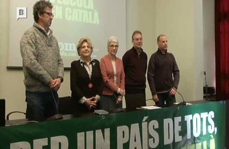Somescola.cat convoca una protesta davant el TSJC contra la ... - BTV | ipad i educacio | Scoop.it