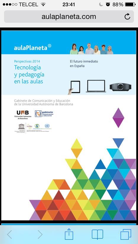 Tecnología y pedagogía en el aula. | Formación Digital | Scoop.it