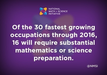 National Math + Science Initiative Blog | Starting STEM Early: The Need for Vertical Alignment | Urban Education | Scoop.it