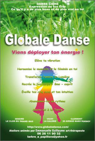 Globale Danse, centre de formation en arts du bien-être avec EDU ART ACADEMY | Les actualités d'EDU ART ACADEMY | Scoop.it