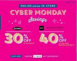 The Hottest Cyber Monday 2013 Fashion Deals - Movie Balla | Daily News About Movies | Scoop.it