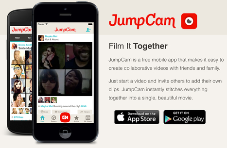 @JumpCam - Film It Together | Emerging Digital Workflows [ @zbutcher ] | Scoop.it