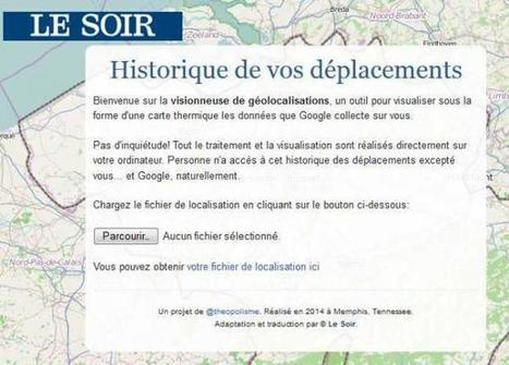 Voici ce que le moteur de recherche retient de ses utilisateurs : ce que Google sait de moi | Geek 2015 | Scoop.it