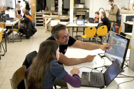 Le FabLab Artilect expérimente un FabLab Junior pour les enfants ... - Côté Toulouse | Veille et médias sociaux | Scoop.it