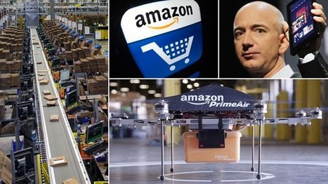 Amazon's Retail Revolution and its effects in the UK | Technology in Business Today | Scoop.it