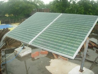 Solar-Powered Micro Grids Change Lives of Indian Villagers | Solar+LED | Scoop.it