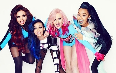 """New Music: Little Mix - """"Move"""" - Music and Lyrics 