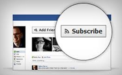 Facebook Announces New Feature - Subscribe Button | Digital Marketing & Communications | Scoop.it