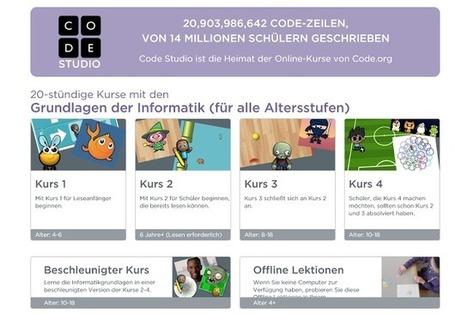 Hour of Code | didaktik | Scoop.it