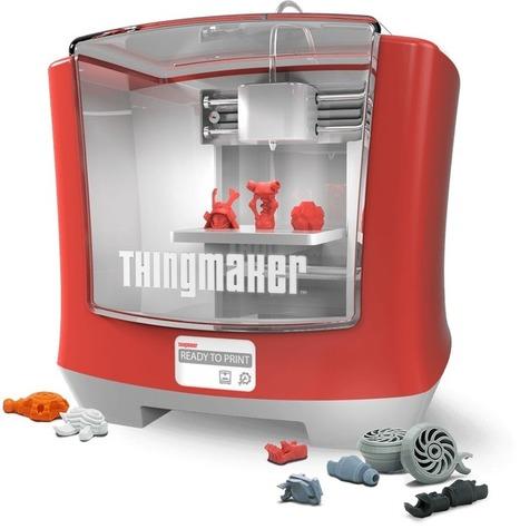 ThingMaker 3D Studios | Digital Learning Guide | Scoop.it