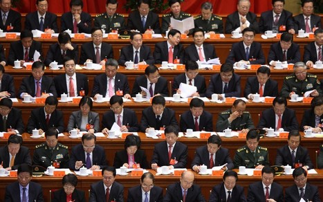 Behind the Red curtain: What it is like to be a delegate at China's Party Congress  - Telegraph | Chinese Cyber Code Conflict | Scoop.it