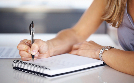 The Importance of Accurate Interview Notes | The Social HR Connection | Scoop.it
