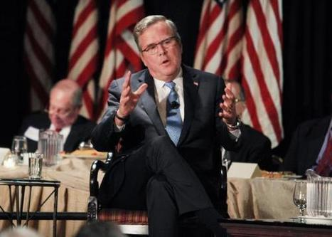 Should Jeb Bush's Past Homophobia Count Against Him Now? | Gay News | Scoop.it