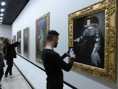 IL Y A 1 AN...Focus juridique #1: Photographier au musée | Clic France | Scoop.it