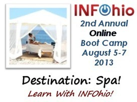INFOhio 2nd Annual Boot Camp | Daring Ed Tech | Scoop.it