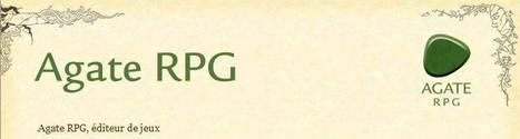 Agate RPG, éditeur de jeux: Agate RPG recrute des traducteurs anglais > français | Jeux de Rôle | Scoop.it