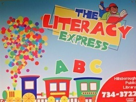 The Literacy Express (and The Little Library That Can) | LibraryLinks LiensBiblio | Scoop.it