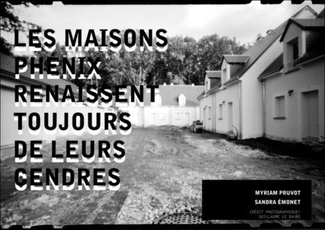 MAISONS PHÉNIX, 2012 - Sandra Emonet | DESARTSONNANTS - CRÉATION SONORE ET ENVIRONNEMENT - ENVIRONMENTAL SOUND ART - PAYSAGES ET ECOLOGIE SONORE | Scoop.it
