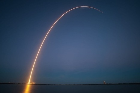 Falcon 9 launch photos | Spaceflight Now | The NewSpace Daily | Scoop.it