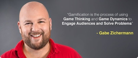 Definition of Gamification : New Suggestion from Gartner (@brian__burke) | Jeu Serieux | Scoop.it