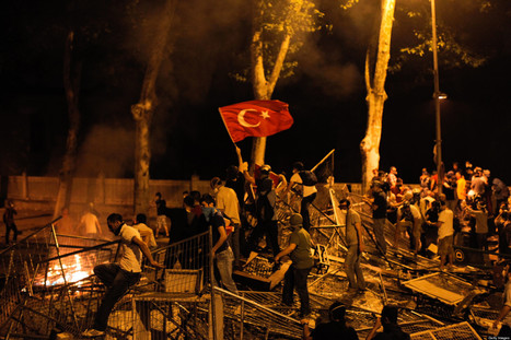 Why Is Turkey Protesting ? | The Blog's Revue by OlivierSC | Scoop.it
