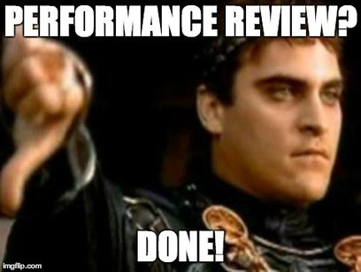 Performance Review, the Fast Way! | Talent and Performance Development | Scoop.it