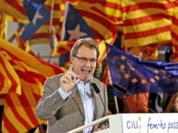 Tough Catalonia and tough Scotland in search of independence?   George West   Independent Editor's choice Blogs   Regional Independance   Scoop.it