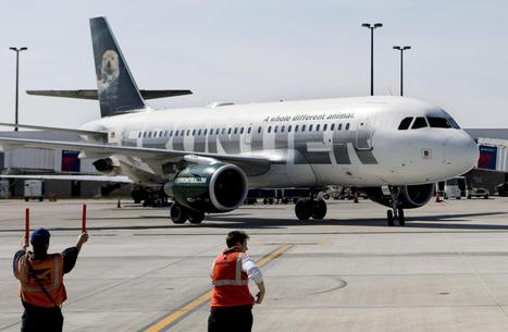 Frontier Airlines Slashing Fares But Charging for Carry-Ons - NBC News | Kickin' Kickers | Scoop.it