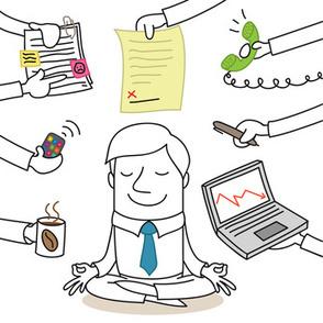 Pourquoi méditer est bon pour votre santé ? La réponse en images | Les trouvailles de Michèle, coach'in Nantes | Scoop.it