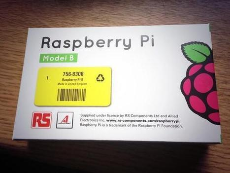 Twitter / Obsidian1138: Just received my @Raspberry_Pi. ... | Raspberry Pi | Scoop.it