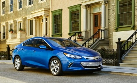 2016 Chevrolet Volt New Drivetrain And Fresh Styling - otoDriving | otoDriving - Future Cars | Scoop.it