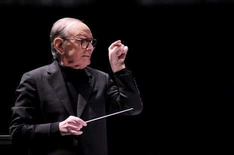 Ennio Morricone to Score Upcoming Quentin Tarantino Movie 'The Hateful Eight' | Classical and digital music news | Scoop.it