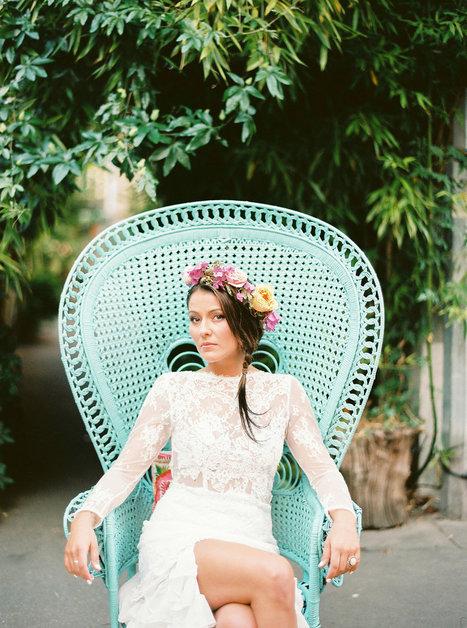 CONCOURS INSTAGRAM vaisselle vintage à gagner pour un brunch en amoureux ! | Funky wedding | Dragée -Décoration  Mariage | Scoop.it