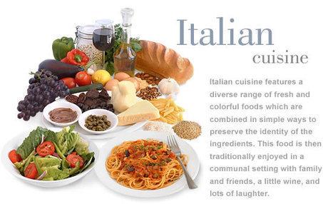 Italian Cuisine - MediterrAsian.com | Italian Cuisine Topics | Scoop.it